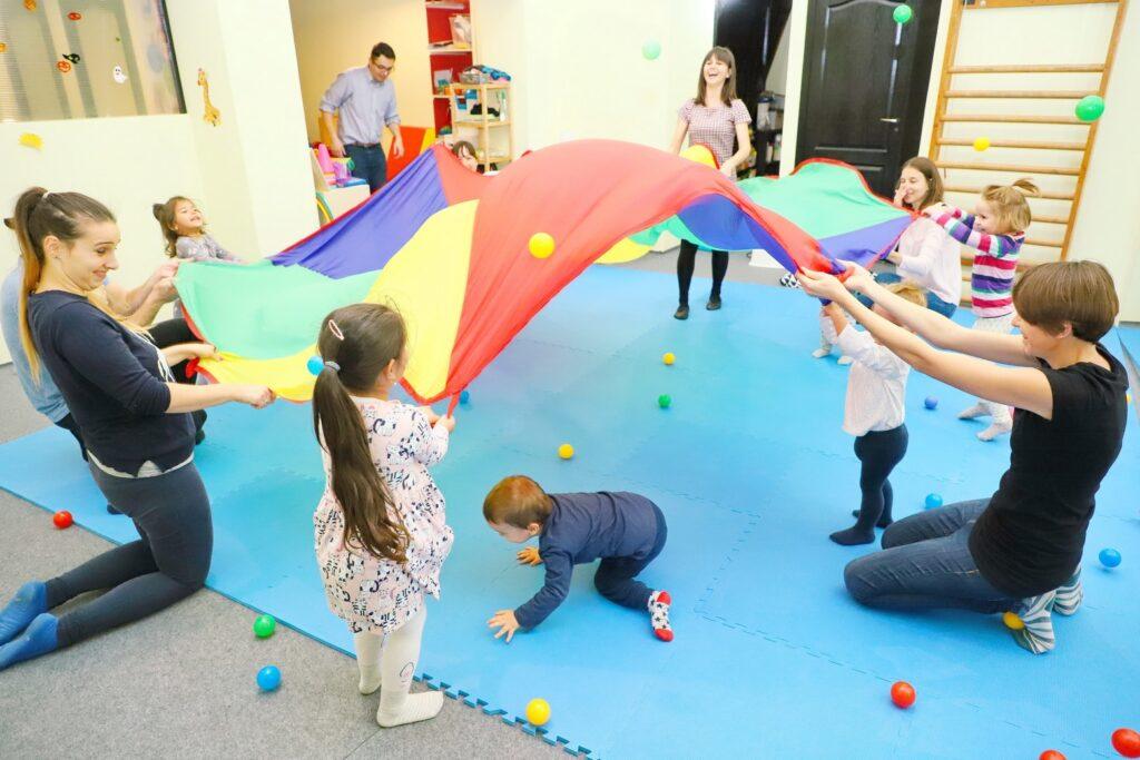Pacsirta Mozgásfejlesztő Kuckó babáknak és gyerekeknek